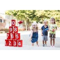 BS Toys - Buitenspeel - Joc de tras la tinta Conserve cu numere
