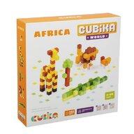 Cubika - Set de constructie Africa World
