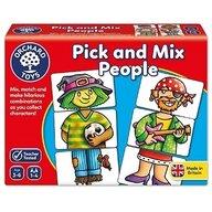 Orchard Toys - Joc educativ Asociaza personajele - Pick and mix people