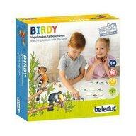 Beleduc - Joc de potrivire Birdy
