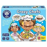 Orchard Toys - Joc educativ Bucatarii nazdravani - Crazy chefs