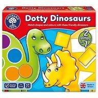 Orchard Toys - Joc educativ Dinozaurii cu pete - Dotty dinosaurus