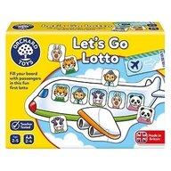 Orchard Toys - Joc educativ Hai sa mergem - Let's go loto