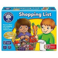 Orchard Toys - Joc educativ in limba engleza Lista de cumparaturi, Shopping list