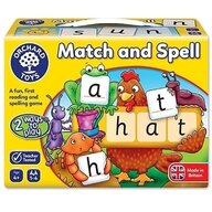 Orchard Toys - Joc educativ in limba engleza Potriveste si formeaza cuvinte - Match and spell