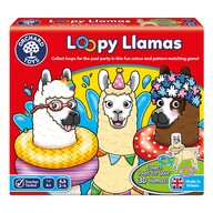 Orchard Toys - Joc educativ Lame cu colaci - Loopy llams
