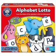 Orchard Toys - Joc educativ loto in limba engleza Alfabetul - Alphabet loto