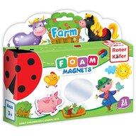 Roter Kafer - Joc educativ Lumea in Magneti - Animale din Ferma  RK3030-01