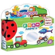Roter Kafer - Joc educativ Lumea in Magneti - Mijloace de Transport  RK3030-02