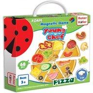 Roter Kafer - Joc educativ magnetic Pizza  RK2030-01