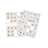Robo - Joc educativ magnetic Recompensele copiilor cu pictograme,