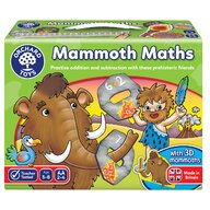 Orchard Toys - Joc educativ Matematica mamutilor - Mammoth math