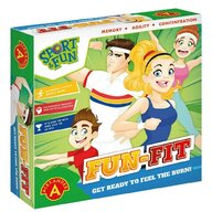 Alexander Games - Joc educativ miscare Fun-Fit,