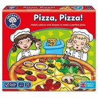 Orchard Toys - Joc educativ Pizza Pizza!