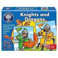 Orchard Toys - Joc educativ - puzzle Cavaleri si Dragoni Knights and dragons