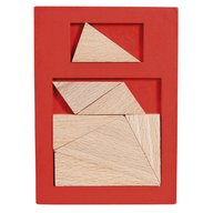 Fridolin - Joc logic din lemn extra piesa-4