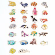 Topbright - Joc magnetic de pescuit 30 piese