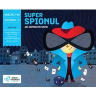 Chalk and Chuckles - Joc matematic Super Spionul