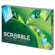 Mattel Games - Jucarie cu activitati Scrabble Original in limba romana