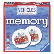 Ravensburger - Joc memorie Vehicule