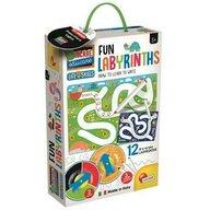 LISCIANI - Joc Montessori - Labirinturi amuzante