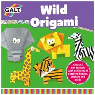 Galt - Joc Origami Animalute salbatice