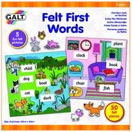Galt - Joc - Primele cuvinte in limba engleza