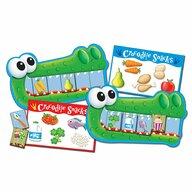 THE LEARNING JOURNEY - Joc de societate Sa hranim crocodilul