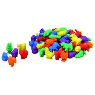 Edx Education - Set figurine Animale domestice Pentru sortare, 72 piese