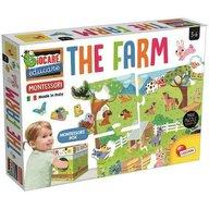 LISCIANI - Joc tactil Montessori -  Ferma