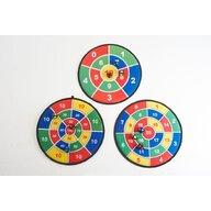 Commotion - Joc de indemanare Tinta 3 tinte matematice, Cu 9 mingi