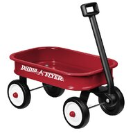 Radio Flyer - Carucior Little Wagon, Rosu