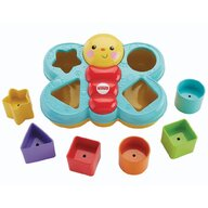 Fisher Price - Jucarie sortare Fluturas by Mattel Infant