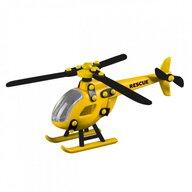 Mic o Mic - Set de constructie Elicopter Rescue 3D, 21 cm