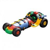 Mic o Mic - Set de constructie Masina de curse 3D, 25 cm