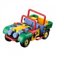 Mic o Mic - Set de constructie Masina off-road 3D, 20.1 cm