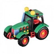 Mic o Mic - Set de constructie Tractor 3D, 16.5 cm