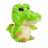 Aurora - Jucarie din plus Aligator Smilee 13 cm Yoohoo&Friends, Verde