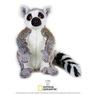 Jucarie de plus, National Geographic Lemur 30 cm