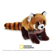 Jucarie de plus, National Geographic Panda rosu 26 cm