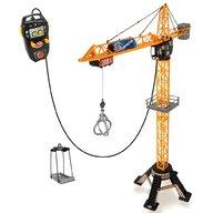 Dickie Toys - Jucarie Macara Mega Crane cu telecomanda