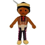 Play by Play - Jucarie din plus Amerindian 30 cm