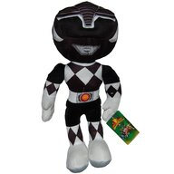Play by Play - Jucarie din plus Black Ranger 37 cm Power Rangers