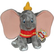 Play by Play - Jucarie din plus Dumbo 30 cm, Gri