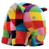 Rainbow Design - Jucarie din plus Elefantul Elmer 17 cm