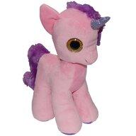 Play by Play - Jucarie din plus My Cute Unicorn 28 cm, Roz