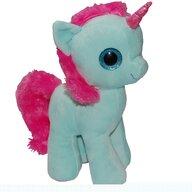 Play by Play - Jucarie din plus My Cute Unicorn 28 cm, Turcoaz