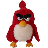 Play by Play - Jucarie din plus Red 25 cm Angry Birds