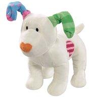 Rainbow Design - Jucarie din plus Snowdog 20 cm The Snowman and the Snowdog