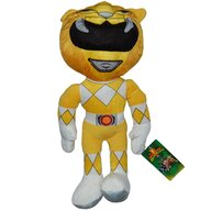 Play by Play - Jucarie din plus Yellow Ranger 37 cm Power Rangers